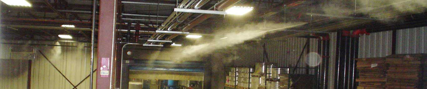 Dust Suppression System in Maharashtra