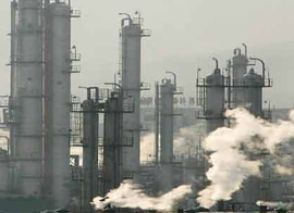 industries petrochemical